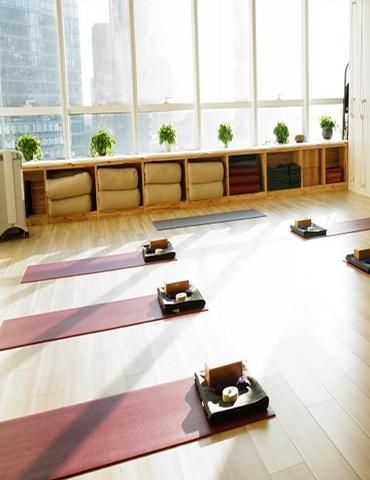 瑜伽练习室