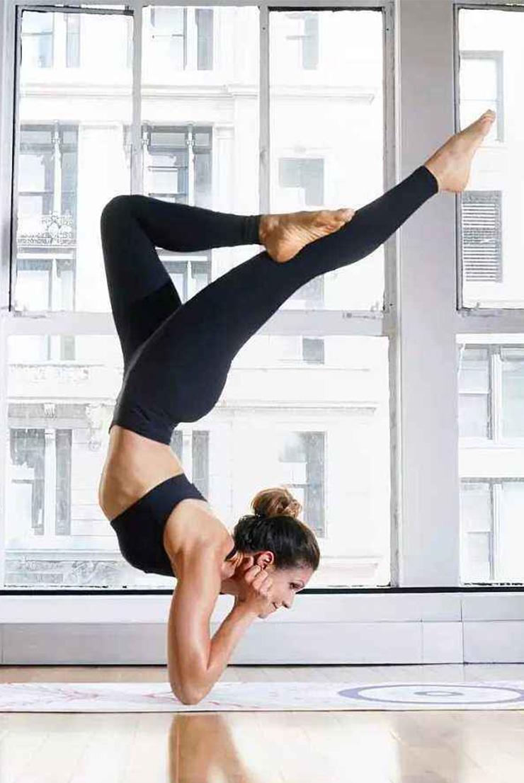 瑜伽教练培训