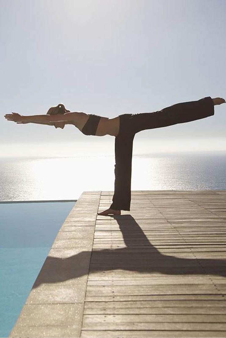 排毒养颜瑜伽培训