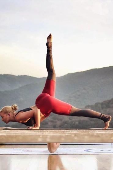 脊柱理疗瑜伽培训